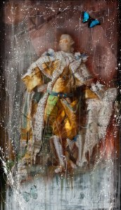 "The Eminence of Time 61 x 38"" will be showing at the Forre Floria Gallery in Aspen"
