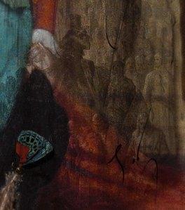 Whispered Memories - Detail