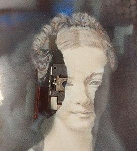 The Oracle by Ingrid Dee Magidson - Detail