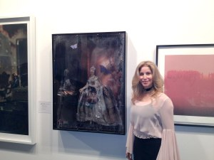 Ingrid Magidson at the Hermitage Museum Gala November 10, 2012