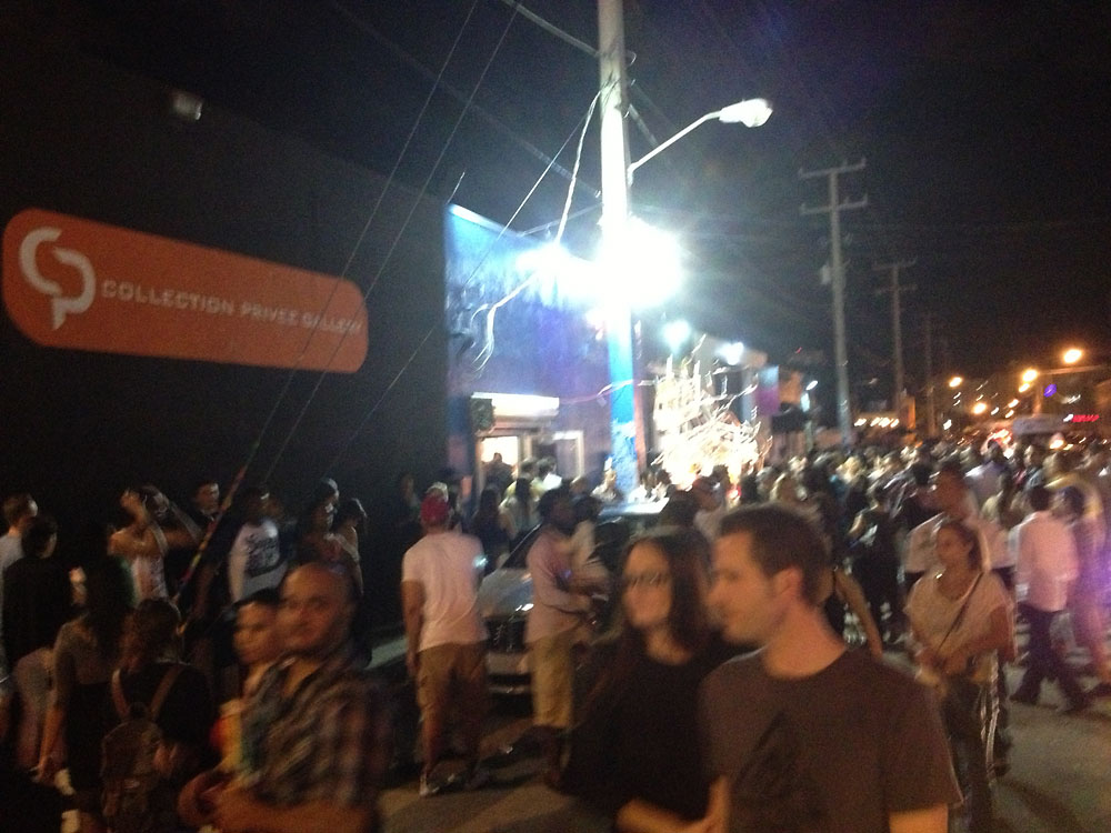 Wynwood Art Walk, Miami