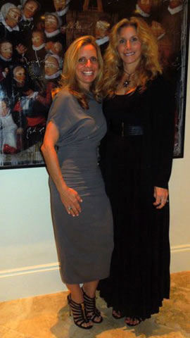Ingrid Reception in Miami