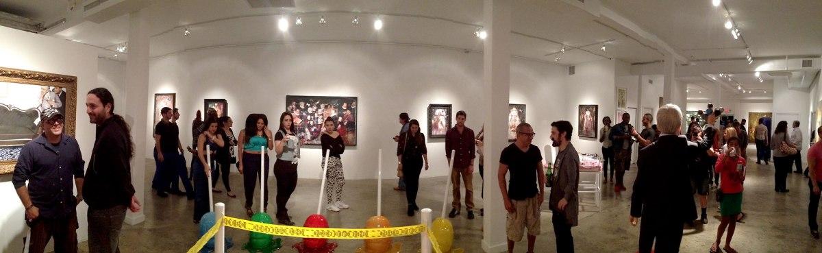 Ingrid Dee Magidson at Unix Fine Art in Miami