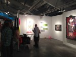 Unix Gallery Booth at ArtAspen