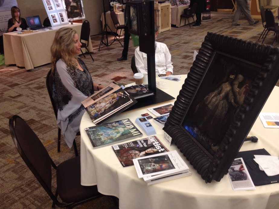 Book Signing at Western MuseumConference