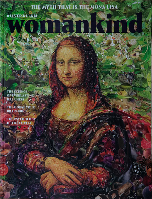 Womankind Magazine Features the Work of Ingrid DeeMagidson